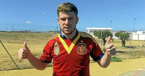 Alberto Moreno jugará el España-Bolivia.