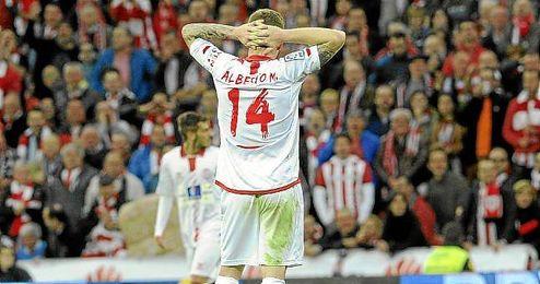 Alberto llevará el ´14´ con España, como en el Sevilla.