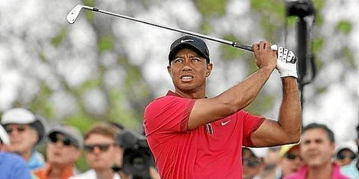 Tiger Woods no estará finalmente en el US Open.