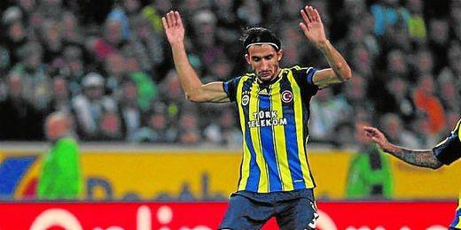Mehmet Topal está a un gran nivel en Turquía.