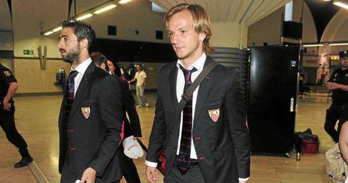 Ivan Rakitic puede hacer las maletas pronto rumbo a Barcelona.