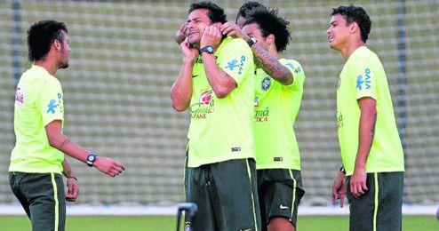 Neymar es la gran estrella de la selección carioca.