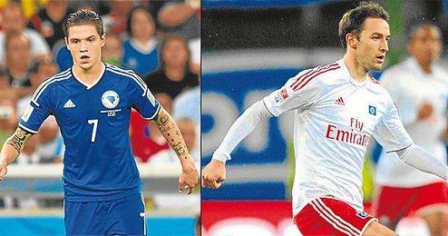 Besic y Badelj son otras dos opciones para el centro del campo del Sevilla.