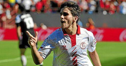 Jairo Samperio se marcha al Mainz 05 tras una campaña en el Sevilla.