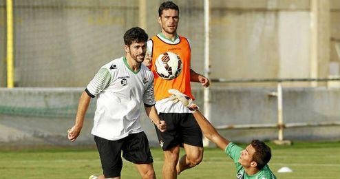 Caro podría entrar en la lista para Valladolid.