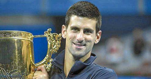 Djokovic se distancia aún más de Nadal en el ránking de la ATP.