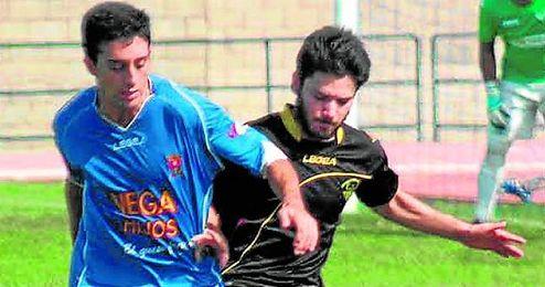 El conjunto cañamero se deshizo del Estrella San Agustín con dos goles en la primera parte.