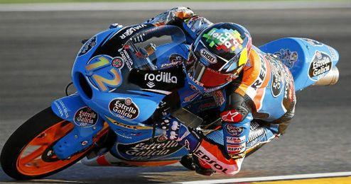 Álex Márquez vuelve al circuito en el consiguió la victoria el año pasado