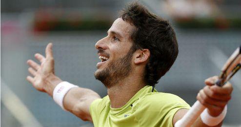 El tenista español, Feliciano López, número 21 mundial.