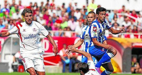 Carriço ha cogido el sitio de Fazio en la defensa.