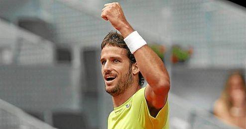 El tenista español Feliciano López.