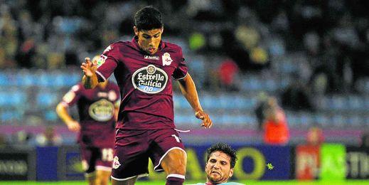 Juanfran podría consumar su segundo descenso consecutivo si el Deportivo no es capaz de revertir la racha que los ha llevado a los puestos de abajo.