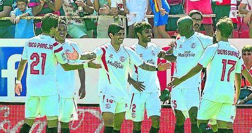 El Sevilla es en la actualidad uno de los mejores equipos de Europa.