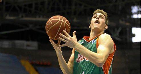 El Baloncesto Sevilla se medirá al Fuenlabrada el próximo domingo.