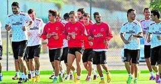 El Sevilla disputar� 14 partidos en dos meses