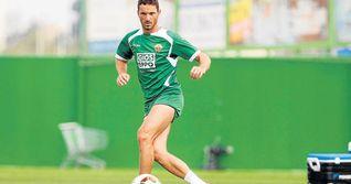 Edu Albacar: �No hay mejor rival que el Sevilla para coger moral�