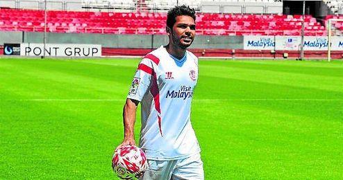 Trémoulinas, convencido de que se hará mejor futbolista.