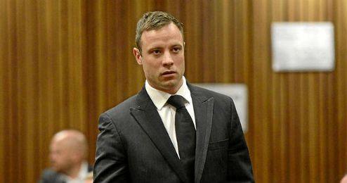 Oscar Pistorius ha sido condenado a cinco años de cárcel.