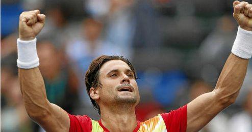 Ferrer ocupa la 5ª posición en el ranking de la ATP.