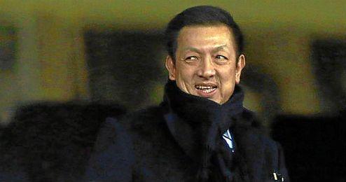 Peter Lim, nuevo dueño del Valencia CF.