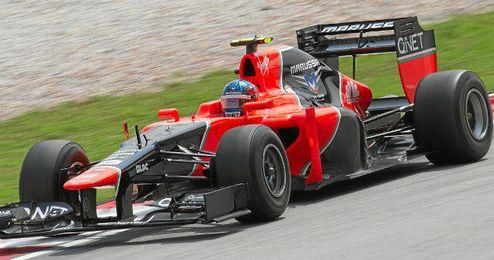 La escudería Marussia no competirá en Austin.