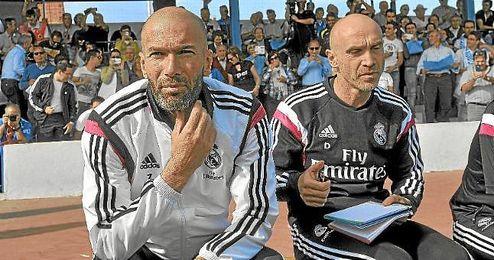 Zidane tendrá que estar 3 meses sin poder dirigir a su equipo.