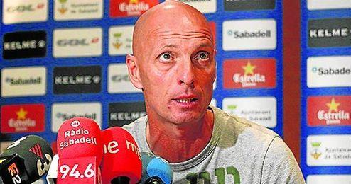 Olmo analizó el partido ante el Sevilla.