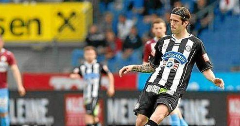 Vujadinovic, nuevo jugador del Osasuna.