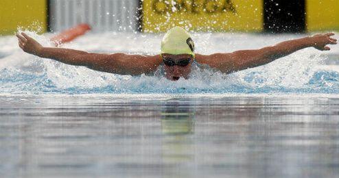 Mireia Belmonte cerró con una medalla de oro la competición mundial disputada en Singapur.