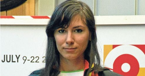 Marta Reyes Abascal: El punto de mira en el Campeonato de España - marta-reyes-abascal