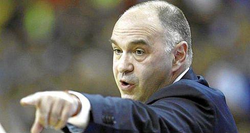Pablo Laso, nombrado mejor entrenador de noviembre