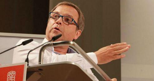 Antonio Miguel Carmona, candidato socialista a la Alcaldía de Madrid