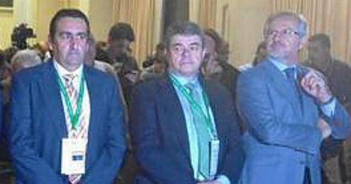 Dos de los nuevos consejeros del Real Betis