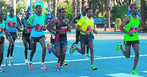 El Maratón de Sevilla se ha convertido en una cita deportiva indispensable con repercusión internacional