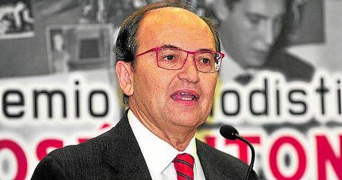 Casi un año después de su llegada a la presidencia, José Castro se encuentra satisfecho por la marcha del equipo.
