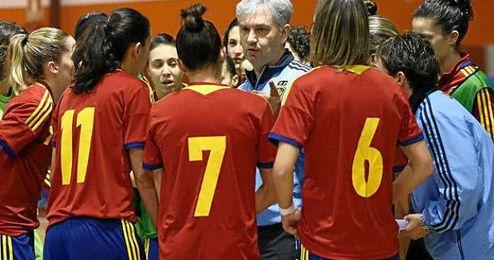 Las españolas lucharán por la medalla de bronce ante la anfitriona, Costa Rica.