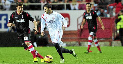Sevilla y Granada volverán a verse las caras en los octavos de final de Copa.