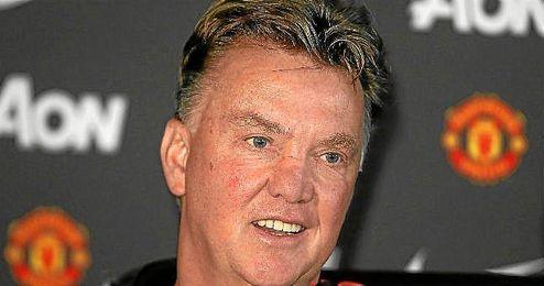 Van Gaal ha encadenado seis triunfos con el United, que ya es tercero.
