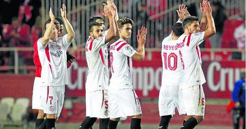 Muy pocos peros se le pueden poner al año 2014 del Sevilla: campeón de la Europa League y cuarto mejor en Liga.