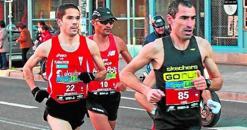 El Maratón de Sevilla, un clásico que volverá el 22 de febrero.