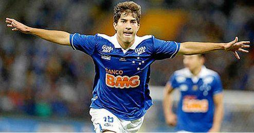 Lucas Silva, cerca de recalar en el Madrid.