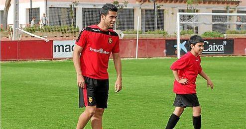 Abdon Prats, exjugador del Mallorca.