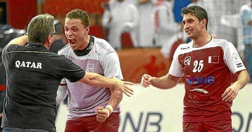 La selección qatarí espera al ganador del España-Francia.