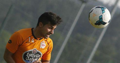 Rabello también jugó en las filas del Deportivo de la Coruña.