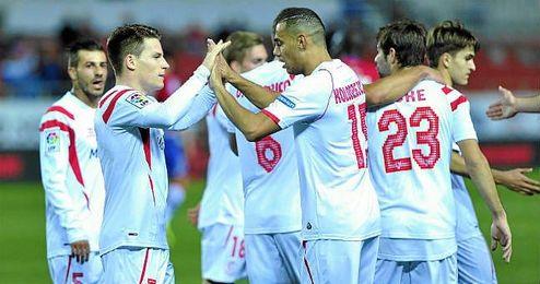 El empate entre el Málaga y el Deportivo (1-1) lo certifica.