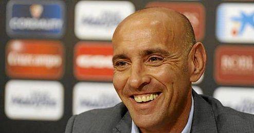 Sigue el matrimonio entre Monchi y el Sevilla F.C.