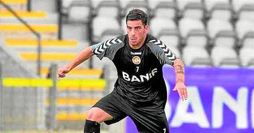 El extremo portugués Salvador Agra acaba de recalar en el Nacional de Madeira.