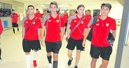 Juan Mu�oz vive una dif�cil situaci�n en el Sevilla.