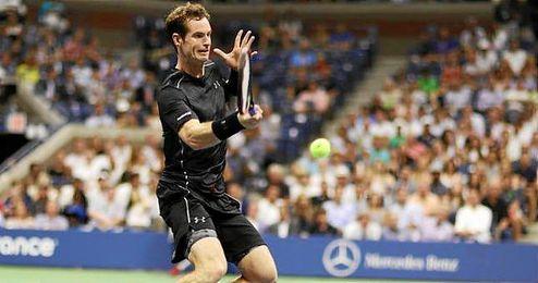 Murray fue muy superior a su rival.