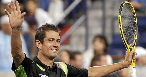 El español se medirá en la tercera ronda al ganador del duelo entre Tomas Berdych y Jurgen Melzer.